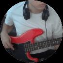 Teen Bass Guitar Student Review