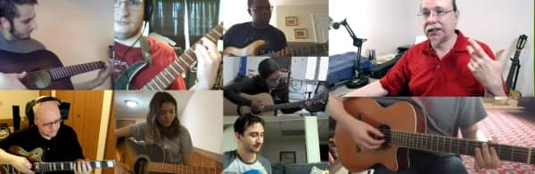 Guitar Lessons for Young Adults